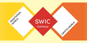 Traditional world - SWIC Gateway - Crypto world